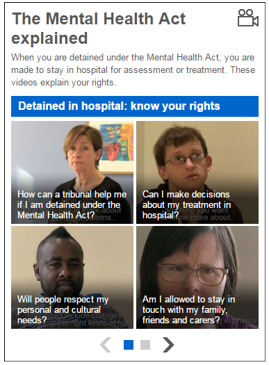 Parkfield Medical Centre - Mental Health Act Explained